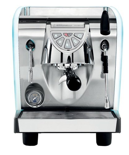 New Nuova Simonelli Musica Espresso Machine - Lux Version w/ LED Lining